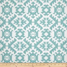 Premier Prints Pawnee Twill Canal from @fabricdotcom  Screen printed on cotton twill; this versatile medium weight fabric is perfect for window treatments (draperies, valances, curtains and swags), toss pillows, bed skirts, duvet covers, some upholstery and other home decor accents. Create handbags, apparel (skirts, lightweight jackets, pants) and aprons. *Use cold water and mild detergent (Woolite). Drying is NOT recommended - Air Dry Only - Do not Dry Clean. Colors include white and grey.