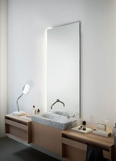 815 Washbasin by Benedini Associati for Agape