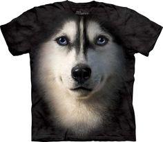 Siberian Husky Shirt - www.AnimalShirt.net