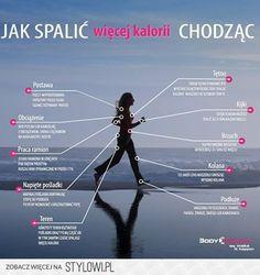Spal więcej kalorii chodząc :) na Stylowi.pl