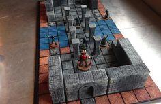Wayfarer Tactics, fantastic 3D printed modular miniature wargaming system now on Kickstarter