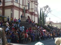 Viacrusis en san Jose de Gracia mch