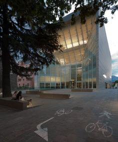 Museion in Bozen / Studio KSV Museion Bolzano http://www.museion.it/
