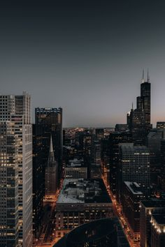 classyxsexxy:  Chicago Looking South II | cXs