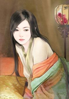 Naia // Illustration (http://masterwallcz.blogspot.com/) Costume Clothing Style Interacts Extraordinary Painting Techniques Art Elegant Atmosphere (http://epicwallcz.blogspot.com/)