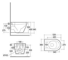 RAK Resort Wall Hung Rimless Pan + Quick Release Soft Close Urea Seat Toilet Plan, Hanging Pans, Wall Hung Toilet, Innovation Design, Plumbing, Victorian, How To Plan, Bathroom, Washroom