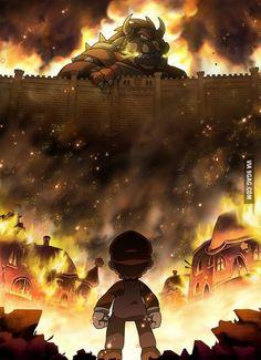 Attack on Mario