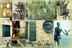 """Croatia's Green Colours with interpreted by man. Contact us at info@discovercroa... to plan your Bespoke trip to Croatia! - We will convert your """" MUST HAVE HOLIDAY"""" into reality - that will then be a cherished experience to store in your memory bank. Forever."""