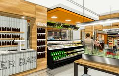 KRS - King Retail Solutions : News : Convenience Store News - Refueling Center of the Future : (journal_detail layout) small format neighborhood market and deli/grill meets traditional c-store