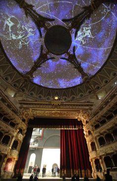 Completamento dei lavori di restauro del Teatro Petruzzelli di Bari