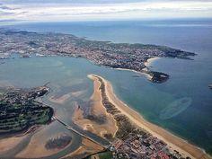 Costa, Surf, Beach Vibes, Beach Wear, Gaudi, Aerial View, North West, Around The Worlds, Australia