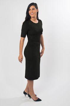 6cbafb99bff0 Isla Plain Swing Dress