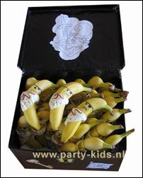 traktaties-Piraten bananen