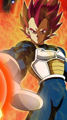 How Vegeta become a Super Saiyan God - A lot of Dragon Ball fans have been wondering how Vegeta achieved Super Saiyan God From. Dragonball Evolution, Dragon Ball Z, Son Goku, Akira, Dragonball Super, Broly Movie, Ball Drawing, Z Arts, Otaku