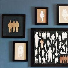 Best Bet: Mike Miller's Framed Silhouettes -- The Cut