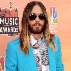 Pin for Later: Ladies und Gentlemen, Jared Leto ist immer noch ein Rock-Star