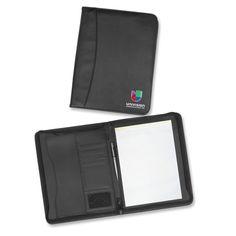 Bradford Zip Portfolio - Chameleon Print Group  http://chameleonprint.com.au/product/bradford-zip-portfolio/