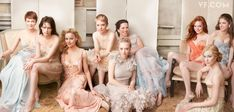 Annie Leibovitz photographs the nine dolls on V.F.'s cover, as Evgenia Peretz explains why Anna Kendrick, Kristen Stewart, Carey Mulligan, et al. are nobody's playthings.