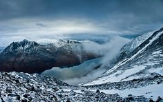 Loch na Sealga panorama from An Teallach Pictures Of The Week, Scotland, Mountains, Landscape, Nature, Travel, Image, Voyage, Scenery