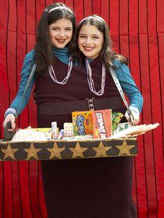 Siamese twins Halloween costume