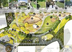 MLK Medical Center Campus | Los Angeles, CA | AHBE Landscape Architects