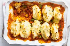 Vegetable and lentil pie recipe. This is definitely a keeper. Very tasty!