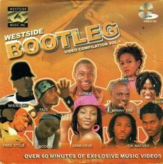 Various Artists - Westside Bootleg - Video CD