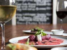 First taste: Mouthwatering tapas at Cape Town's urban winery and bistro, Bouchon After Work Drinks, Cape Town, Tapas, Wine Bars, Restaurant, Eat, Urban, Food, Diner Restaurant