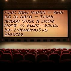 """Fwd: New Video - Real R&B Is Here - Truth Ameen """"Just A Little More"""" >>> http://youtu.be/24hWRKqU3vs #Blockz"""
