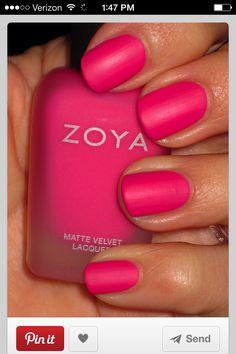 Where can I get matte nail polish?