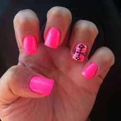 western nails | Western cross :) | Nail Art