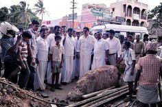 AISMK Party President Mr. Sarath Kumar's Constituency visit