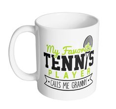 My Favorite Tennis Player Calls Me Granny