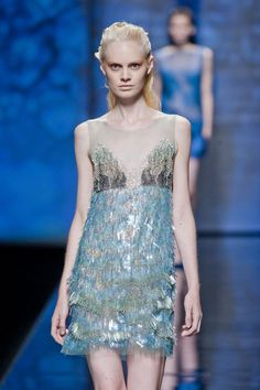 Alberta Ferretti Ready To Wear Spring 2013