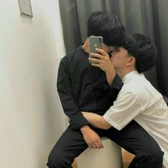 67 images about fr on we heart it see more about couple, lov Daddy Aesthetic, Couple Aesthetic, Korean Aesthetic, Couple Ulzzang, Korean Boys Ulzzang, Lgbt Couples, Cute Gay Couples, Boys Like, Cute Boys