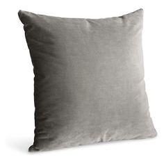 Room & Board - Velvet 21w 21h Pillow