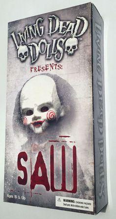 Living Dead Dolls SAW LDD Exclusive Mezco Toyz