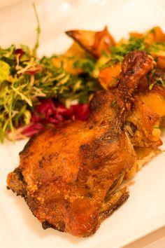 Chez Dumonet - best duck confit. order the Grand Marnier Soufflé before you start the meal and maybe mille-feuille 117, rue du Cherche Midi (6th) Tél: 01 45 48 52 40 Métro: Duroc or Falguière