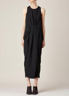 Rachel Comey Exclusive Klein Dress (Black Fringe)