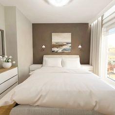 biurko w sypialni Bed, Furniture, Home Decor, Decoration Home, Stream Bed, Room Decor, Home Furnishings, Beds, Home Interior Design
