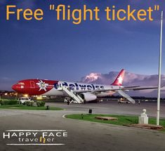 """Need an onward flight ticket but don't know what to do? Check my easy instructions on how to make a free """"flight ticket"""" as proof of an onward flight. Ticket, Face, Happy, How To Make, Travel, Viajes, Ser Feliz, Trips, Traveling"""