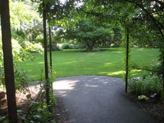 Wedding Grove, where ceremony will take place.