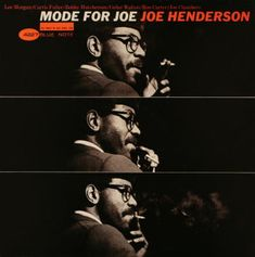 Cover Artwork for Joe Henderson's Mode For Joe (1966) by Reid Miles