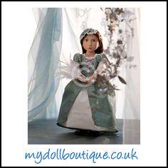 Matilda's mask ballgown