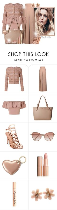 """""""~Blond strawberry~"""" by li-lilou ❤ liked on Polyvore featuring M Missoni, Cushnie Et Ochs, Miss Selfridge, Tory Burch, Madden Girl, Cutler and Gross, Aspinal of London, Charlotte Tilbury and Van Cleef & Arpels"""