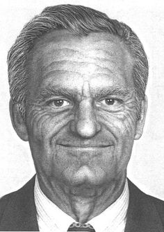 William Bradford Bishop, Jr -  Photo age-enhanced to age 77
