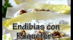 Muchas Recetas - YouTube Endibias con roquefort