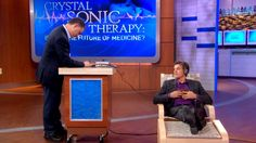 Sonic Therapy: The Future of Medicine? Pt 2 How does crystal sonic therapy work, and is it the solution for you? Mitch Gaynor reveals how this ancient form of healing can help you curb cravings, improve your memory, sleep better and tame migraines. Wellness Tips, Health And Wellness, Health Tips, Best Gym Workout, Gym Workouts, Pressure Points, Dr Oz, Live Long, Migraine