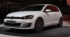 2014 Volkswagen GTI White