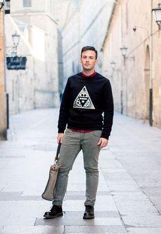 street style masculino